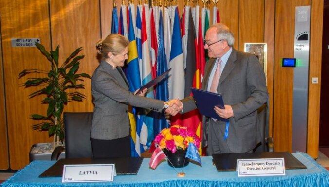 Latvija kļūst par Eiropas Kosmosa aģentūras sadarbības valsti; aicina studentus izmantot prakses iespējas