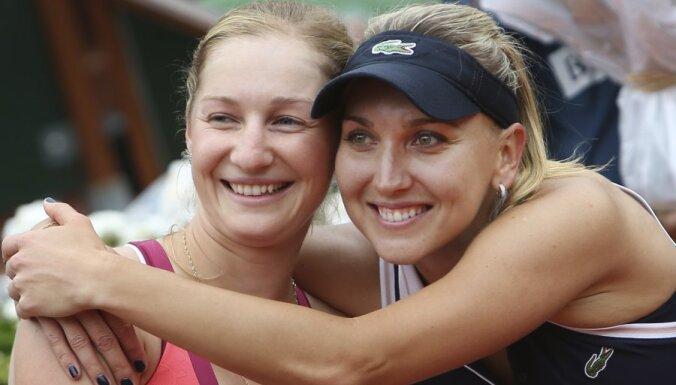 Россиянки победили сестер Уильямс и Хингис и стали чемпионками US Open