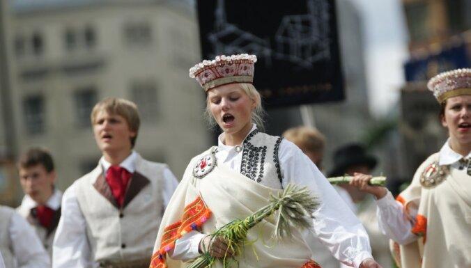 16 тысяч американцев говорят дома по-латышски