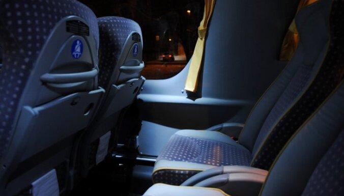 SPKC aicina autobusa Rīga - Tūja - Ainaži pasažierus vērot veselību