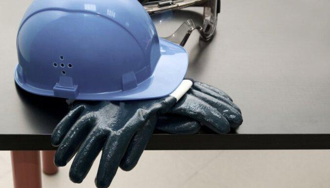 Būvniecības kompānijas 'Velve' objektā Raņķa dambī gājis bojā darbinieks