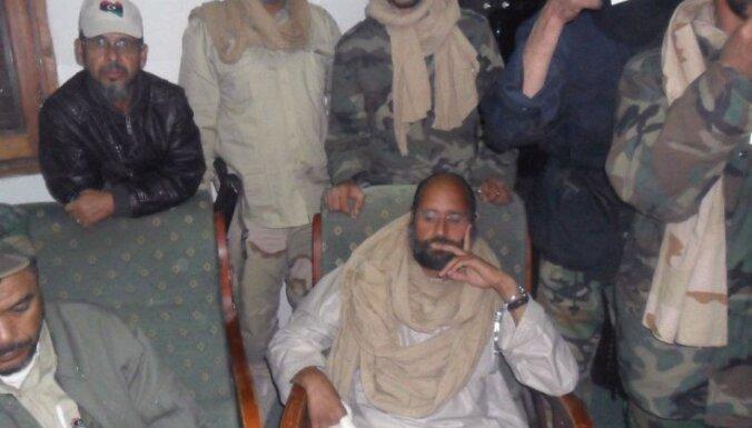 Врач-украинец: у Сейф аль-Ислама Каддафи — гангрена пальцев