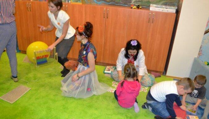 4. decembrī tika atvērts centrs bērniem ar īpašajām vajadzībām