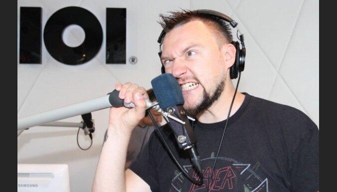 Gustavs Terzens, radio 101