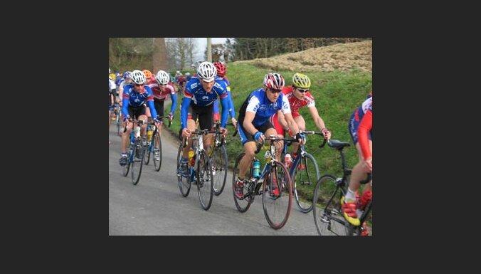 Foto: Rietumu bankas riteņbraukšanas komanda