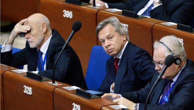 Российский сенатор: слова Вайкуле про запрет на посещение Крыма— это ахинея