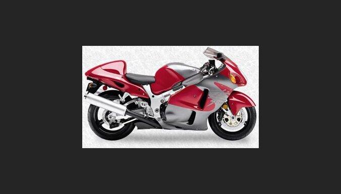 """Vispopulārākais motocikls joprojām ir """"Suzuki"""""""
