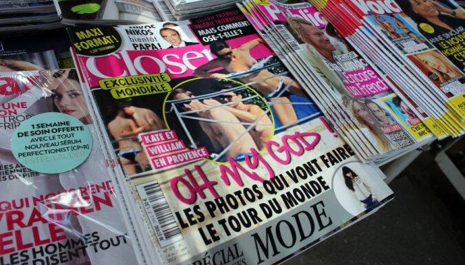 Французскому журналу не сняли штраф за топлес-снимки Кейт Миддлтон