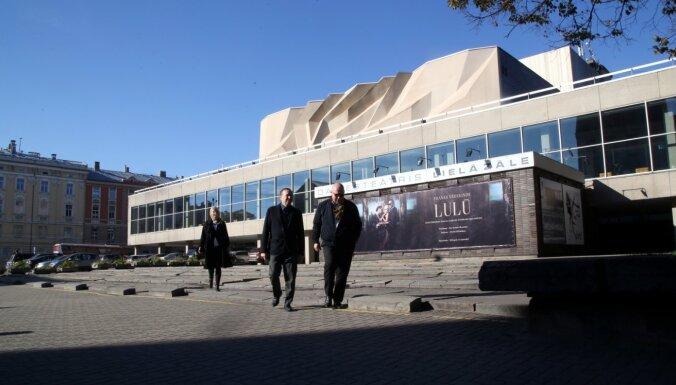 Izsludina konkursu uz Dailes teātra direktora amatu; alga – 3801 eiro