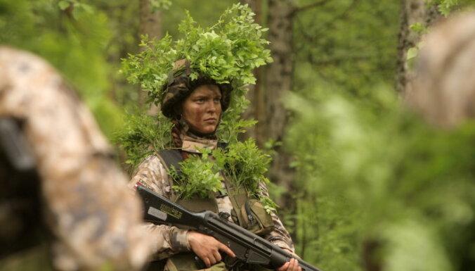 Земессардзе будет перестроена по принципу пехотных бригад