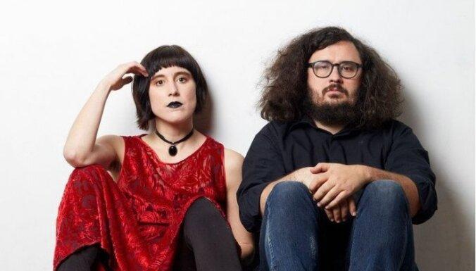 Klubā 'Depo' uzstāsies duets 'Lung' no ASV