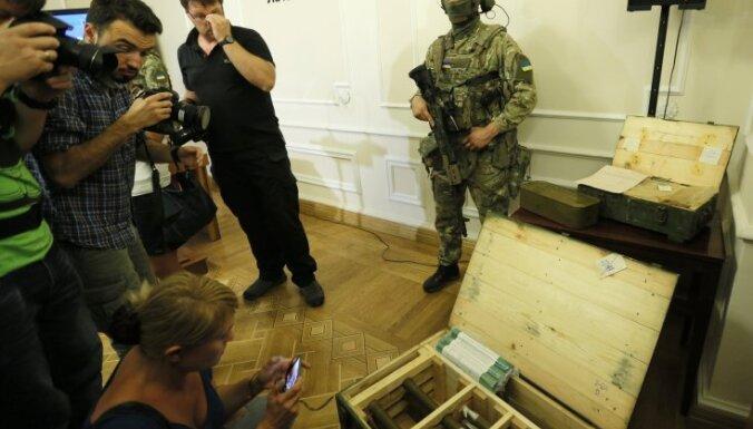 Украина: задержанный в Донбассе россиянин получил 14 лет тюрьмы