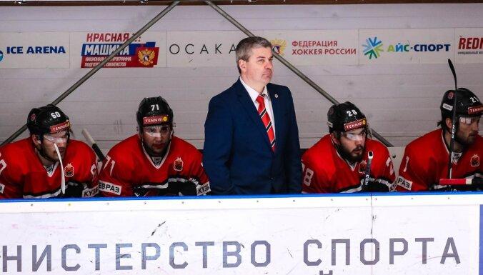Portāls: Tambijevs pametis 'Metallurg' galvenā trenera amatu