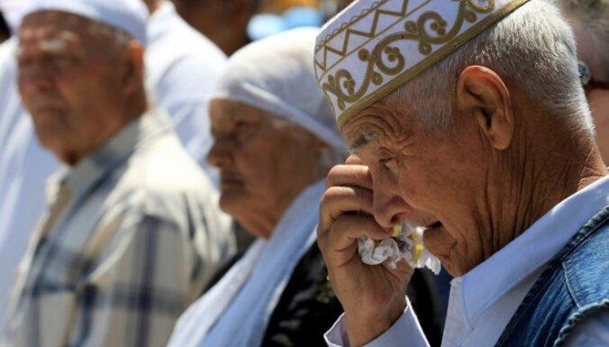 Сейм признал депортацию крымских татар в 1944 году геноцидом
