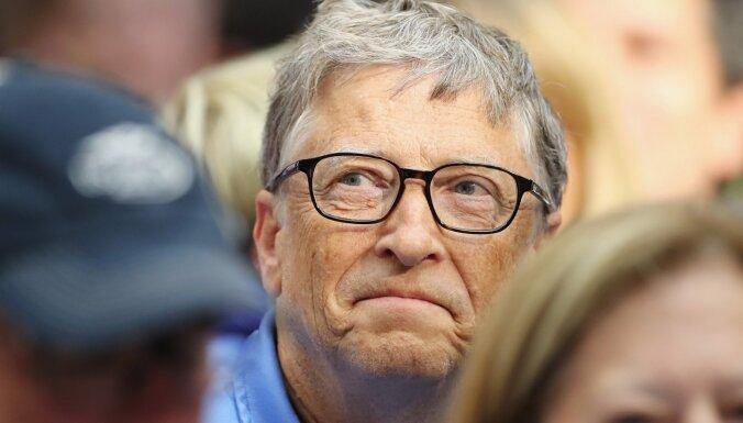 Гейтс оценил слухи о его причастности к пандемии коронавируса