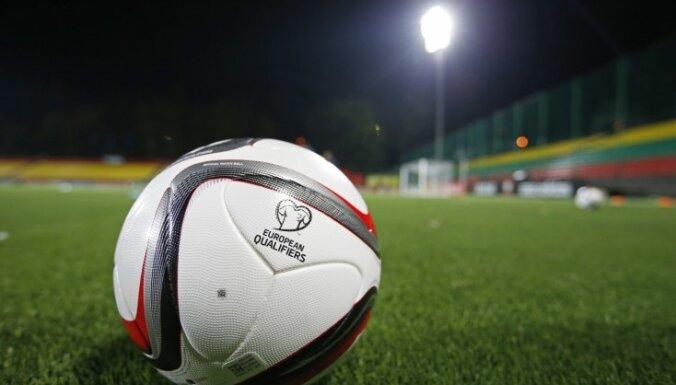 Latvijas futbolistes Eiropas čempionāta kvalifikācijas mačā kapitulē Islandei