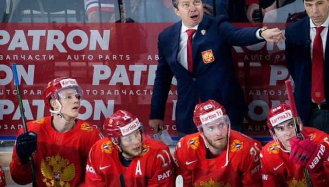 Сборная России по хоккею на ЧМ заказала водки и икры на 355 тысяч евро