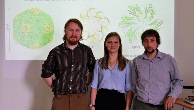 Ar nozīmīgu atklājumu īstenots projekts par baktēriju mikronodalījumu pielietojumu