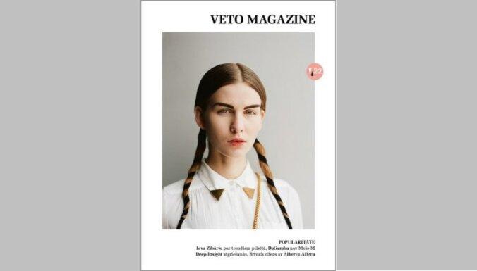 Iznācis 'Veto Magazine' 22. numurs. Tēma - popularitāte
