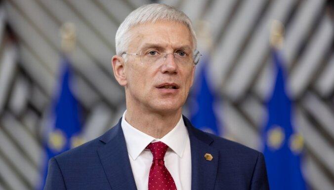 Kariņš rosina piedāvāt palīdzību Igaunijai Covid-19 krīzē