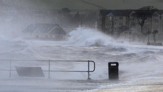 Синоптики предупреждают о сильном порывистом ветре