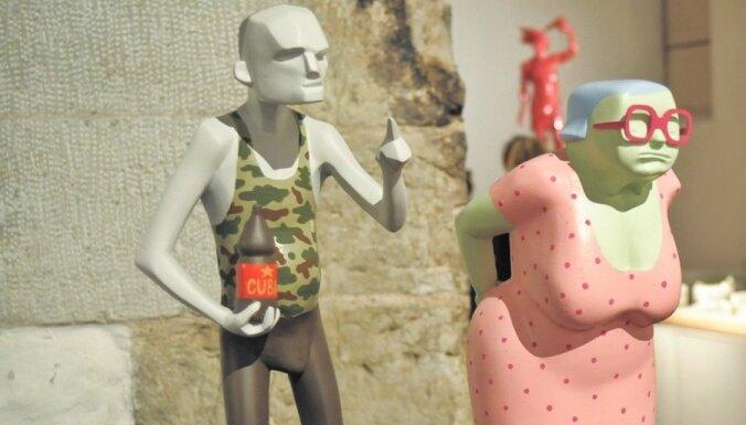 'Radošās darbības nedēļa': seminārs 'Mākslas loma sociāli nozīmīgos procesos' - seko video tiešraidei!