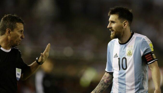 ФИФА дисквалифицировала Месси на 4 матча и оштрафовала на 9000 евро