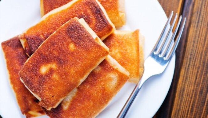 Сырная, творожная, мясная. 15 вкуснейших начинок для блинов