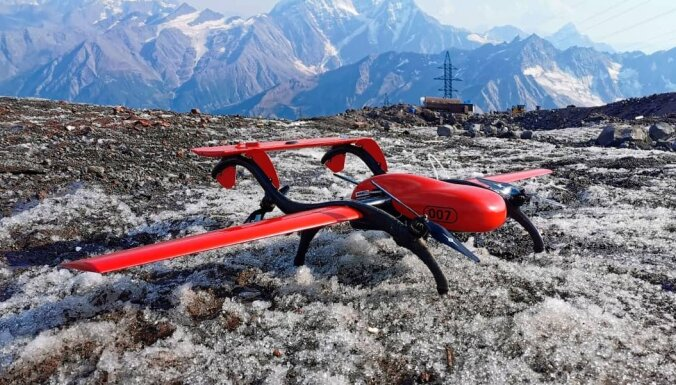 Российский разработчик дронов получил стартап-визу в Латвии
