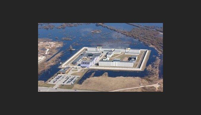 Эстония: Тартуская тюрьма окружена водой