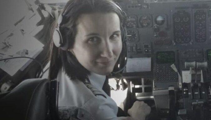 Небо глазами женщины: юрмальчанка рассказывает в Instagram о своих буднях капитана Боинга