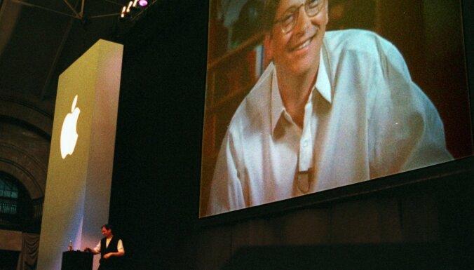 Daudz laimes dzimšanas dienā, Bil Geits!