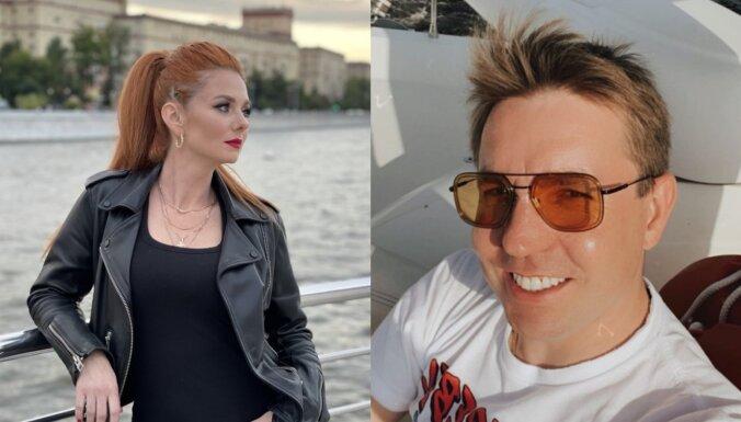 Ļenai Katinai no dueta 't.A.T.u.' romāns ar jaunu krievu miljonāru