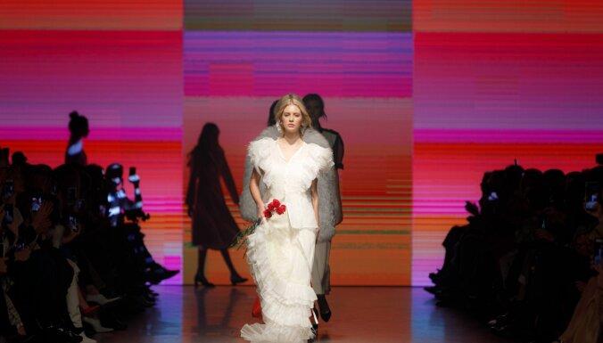 Второй день Riga Fashion Week прошел под знаком женственности и элегантности