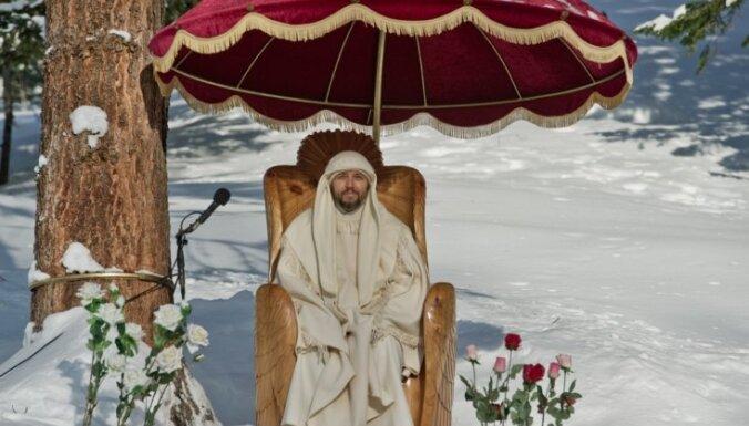 """Фоторепортаж: в Сибири отметили день рождения """"второго Христа"""""""
