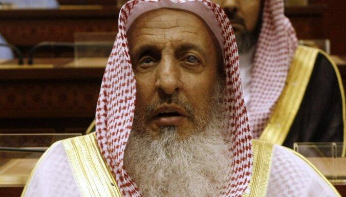 Irāņi nav musulmaņi, paziņo Saūda Arābijas lielmuftijs