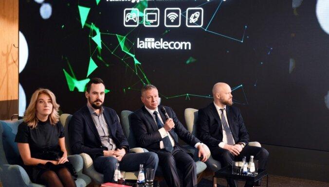 Прибыль Lattelecom заметно выросла; Латвия и Telia поделят дивиденды