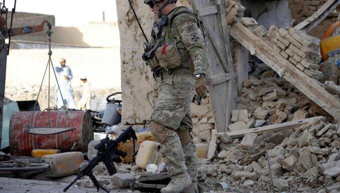 Afganistānā bojāgājušo ASV karavīru skaits sasniedz 2000