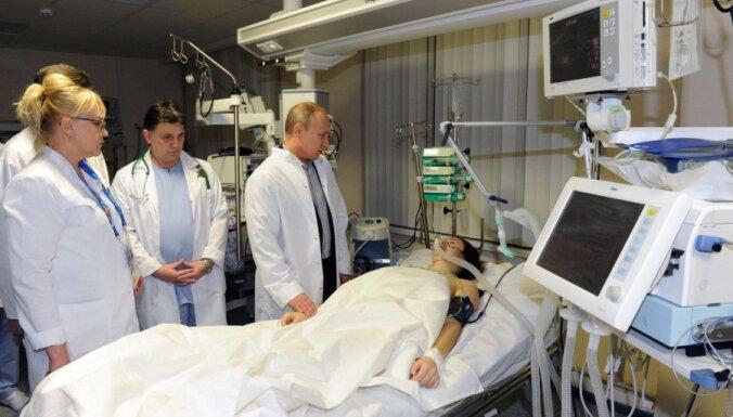 Разбившаяся в Сочи фристайлистка Комиссарова останется инвалидом