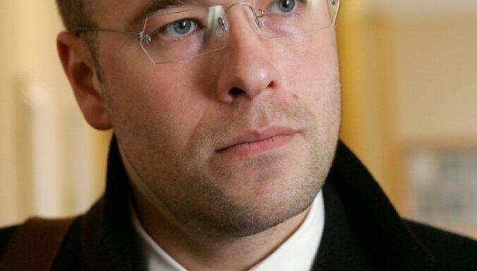 Bijušais tieslietu ministrs Grīnvalds kļuvis par jaundibinātās Lobētāju asociācijas valdes priekšsēdētāju