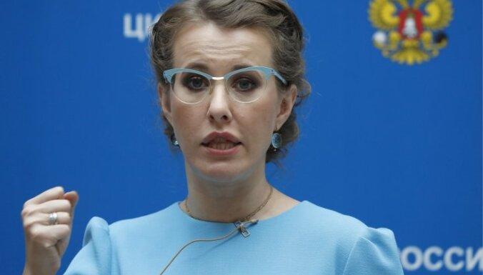 В Свердловской области напали на съемочную группу Ксении Собчак