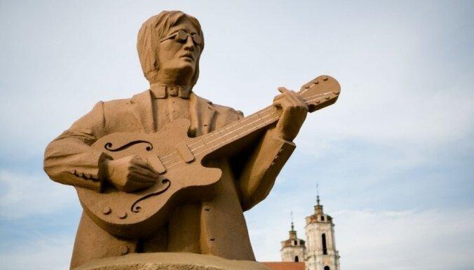 В Литве появится памятник Джону Леннону