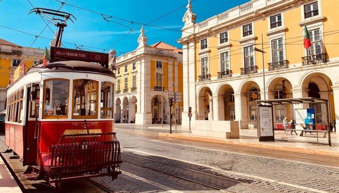Mani Portugāles pieraksti. Deviņas apskates vietas Lisabonā, ko redzēt un pieredzēt