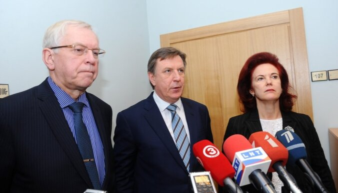 'Vienotība' ir gatava pārņemt Veselības ministrijas vadību