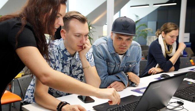 Kods pret mobingu: skolēnus mudina iesaistīties programmēšanas izaicinājumā