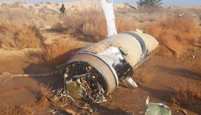 Pa bāzēm Irākā izšautas 22 raķetes; Bagdāde pirms trieciena brīdināta