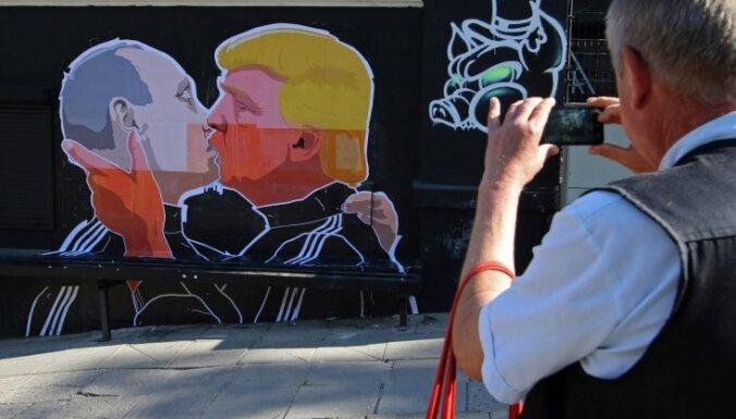 Krievija noliedz, ka Kremlis būtu 'eiforijā' par Trampa uzvaru