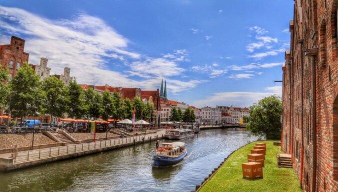 'Wizz Air' sākusi lidojumus no Rīgas uz Lībeku Vācijā