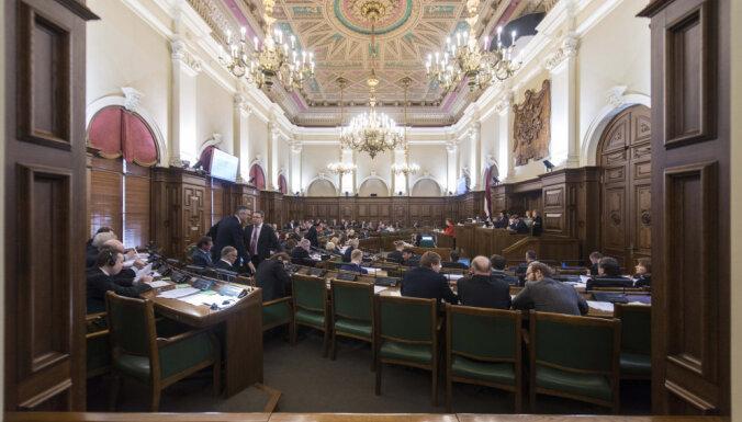 Panākta vienošanās par gandrīz visu parlamenta komisiju vadītāju amatiem 12.Saeimā