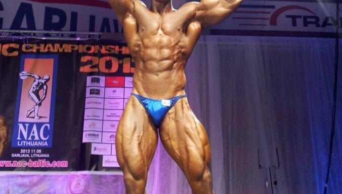 Andrejs Bogdanovs, bodybuilding
